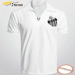 87a506d90e Camisa retro Pelé -Santos fc
