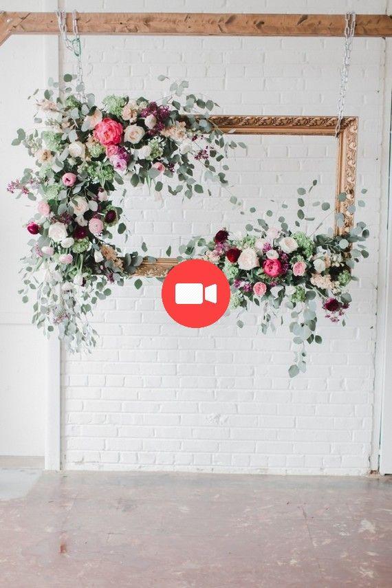 floral décor de mariage idées de Mariage & Idées du Parti À 100 Layer Cake -