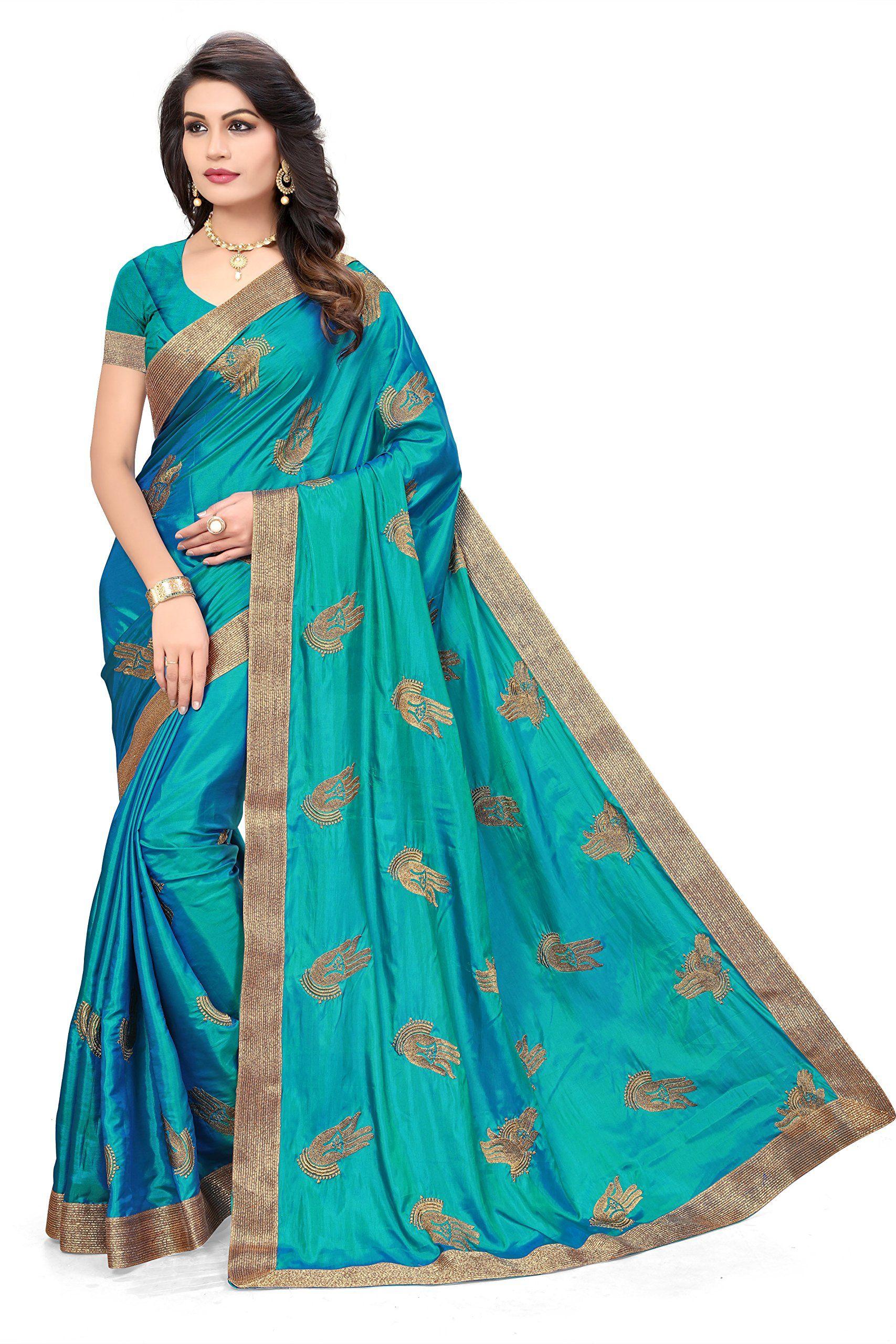29c52c16264c18 Colour: BlueFabric : paper silk hand pattern embroidred work sareeLength  (Mtr) : Saree - 5.5 Mtr | Blouse - 0.8 Mtr