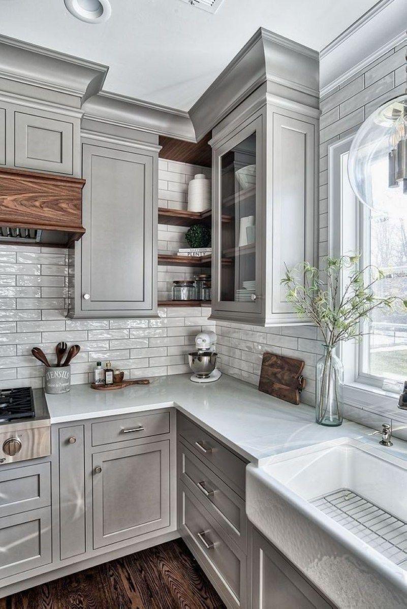 Custom Kitchens Cabinets Designs 01 | Kitchens | Pinterest | Custom ...