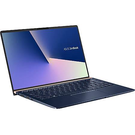Asus Zenbook 13 Ux333fa Dh51 13 3 Notebook 1920 X 1080 Core I5 I5 8265u 8 Gb Ram 256 Gb Ssd Dark Royal Blue Windows 10 64 Bit Intel Uhd Graphics Asus Intel Core Laptop Windows