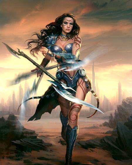 Valkyrie knight 17 migliori immagini su fantasy art - Fantasy female warrior artwork ...