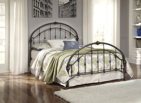 Teenage Bedroom: Nashburg Queen Bed By Ashley Furniture At Kensington  Furniture. Part Of The