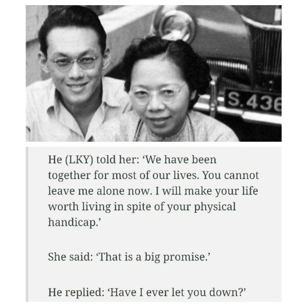 LKY - husband's Love