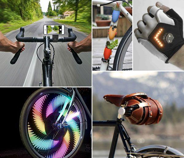 10 Super Cool Bike Accessories And Gadgets Make You Super Star On Ride Cool Bike Accessories Cool Bikes Bike Accessories