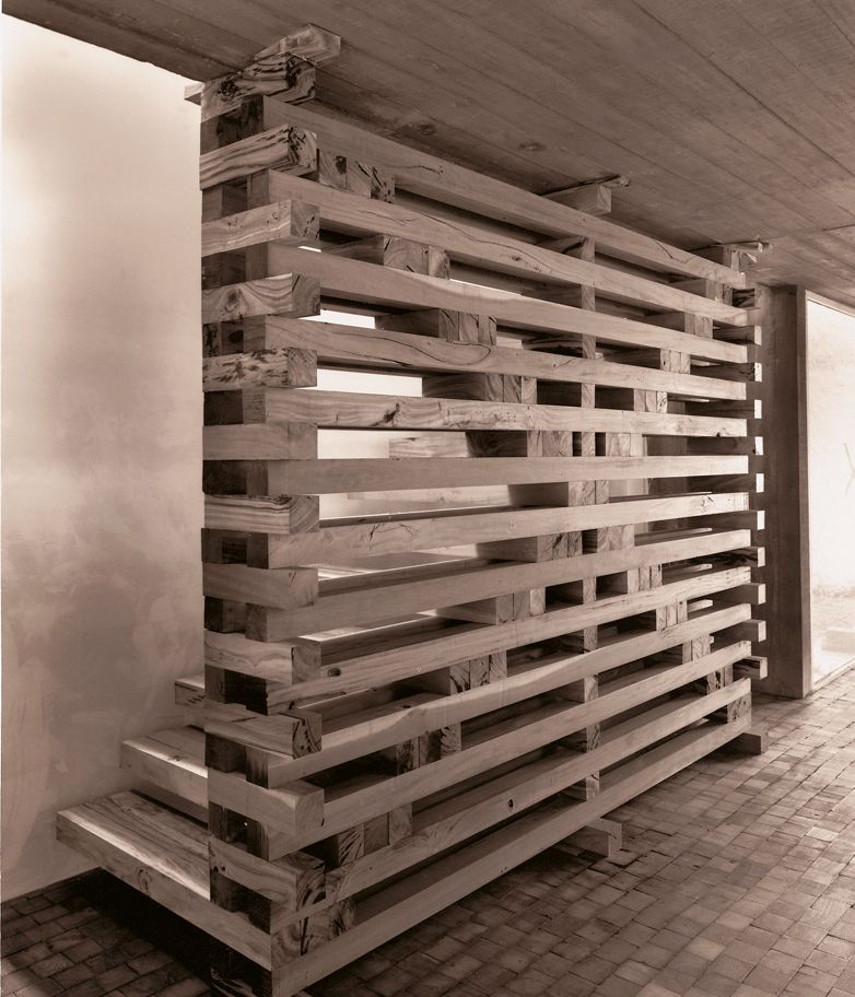 Wooden Pallet Stairs Ideas: Stairs Created With Self-supporting Load-bearing