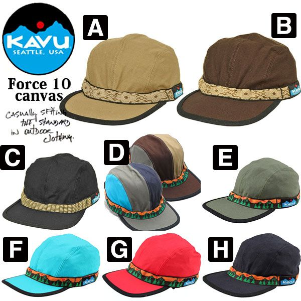 2d8bab834cd3c Rakuten: Eight colors of KAVU [turnip] STRAP CAP ≪ ≫ strap caps- Shopping  Japanese products from Japan