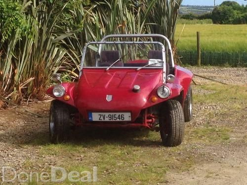 98ed92857a Vw Beach Buggy For Sale in Wexford   €3