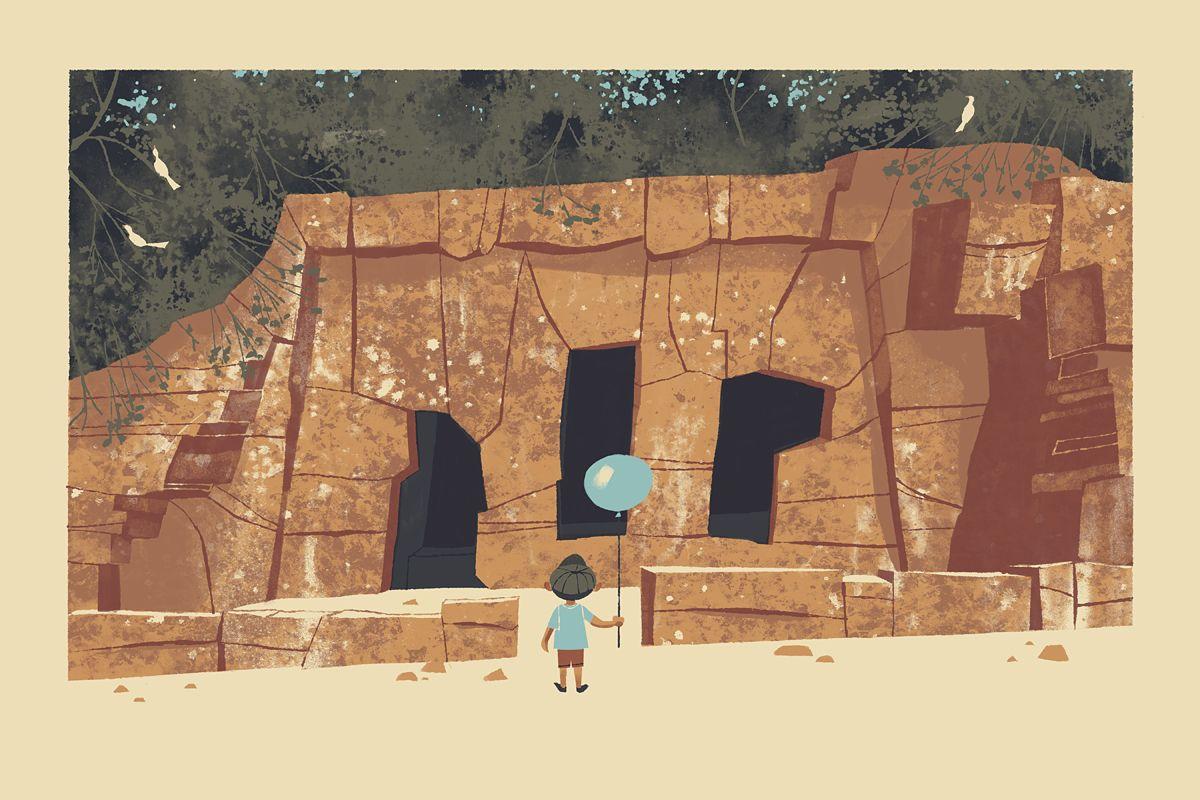 The Old La Zoo Ruins Chris Turnham Zoo Prints Art Gallery Wall Los Angeles Zoo