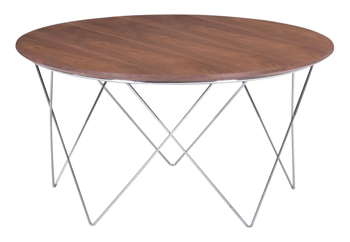 Zuo Modern Macho Coffee Table Macho Coffee Table Walnut Furniture Tables Coffee Tables