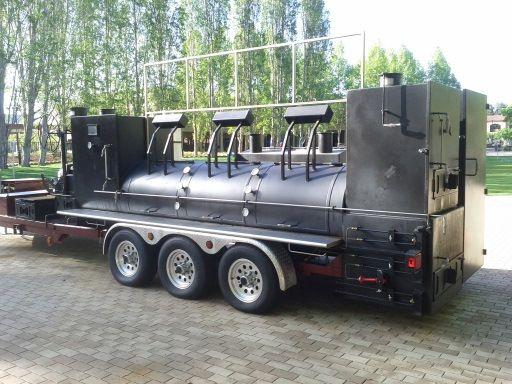 Klose BBQ Pit | Smokers | Bbq pit smoker, Custom bbq grills, Custom