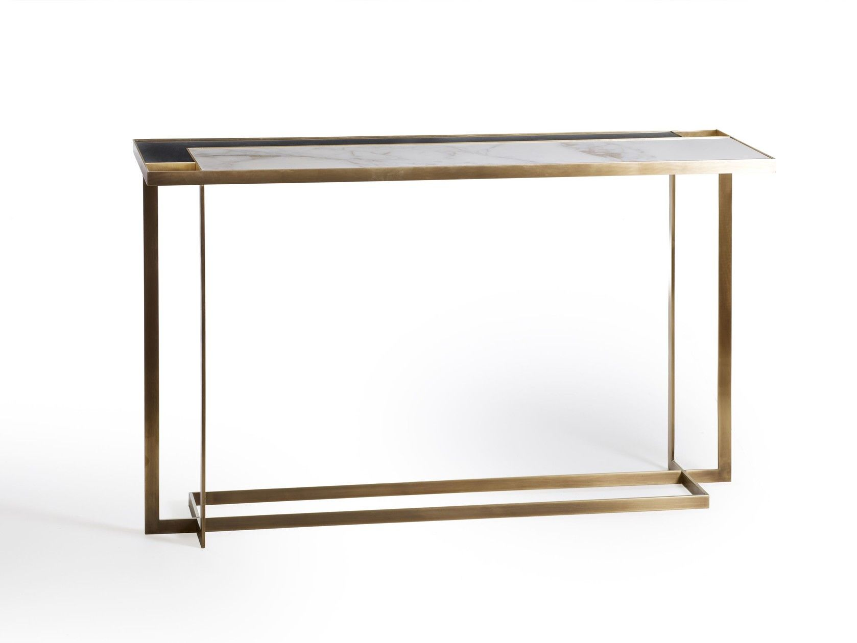 Gary Console Table Gary Collection By Marioni Design Studio 63 Konsolnye Stoliki Stol Dizajn Stola