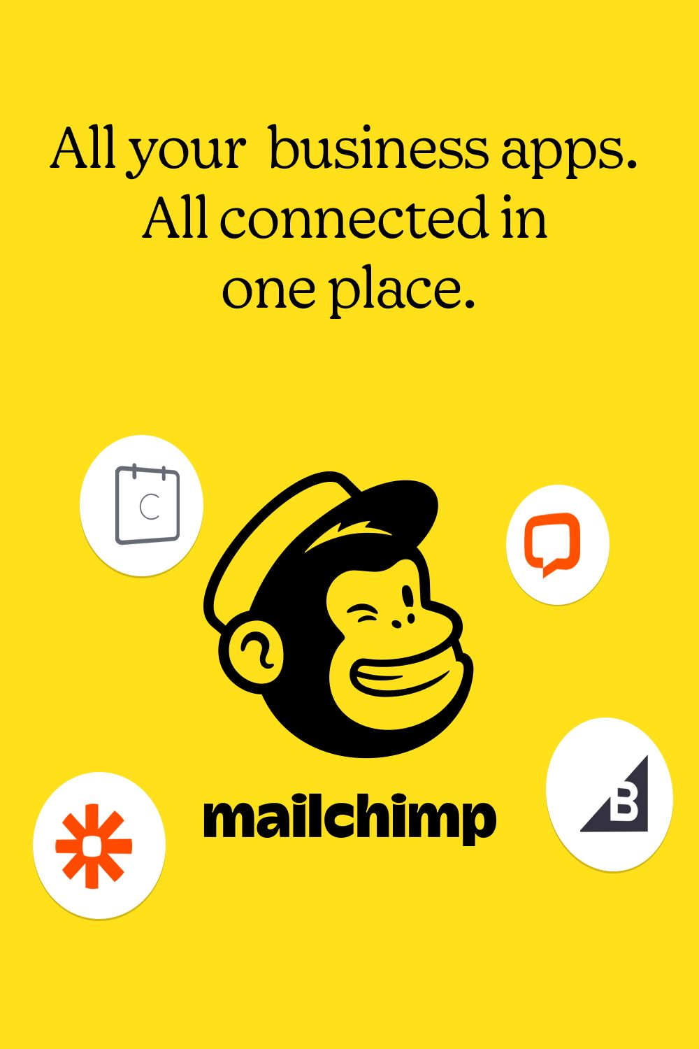 Connect all your apps