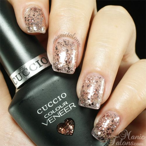 Cuccio Colour Veneer Hearts Of Fire Collection Nails Only Fingernails Painted Cuccio Nails
