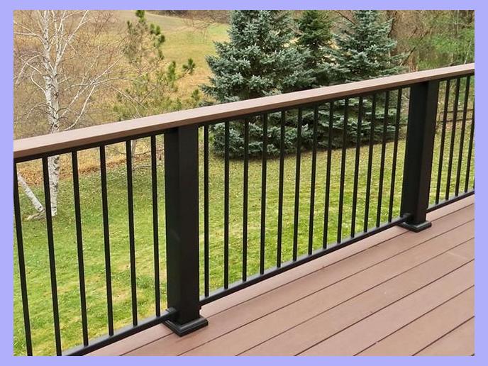 32 Diy Deck Railing Ideas Designs That Are Sure To Inspire You Railingideas Deck Balustrade Ideas Deck Railing Design Deck Railings