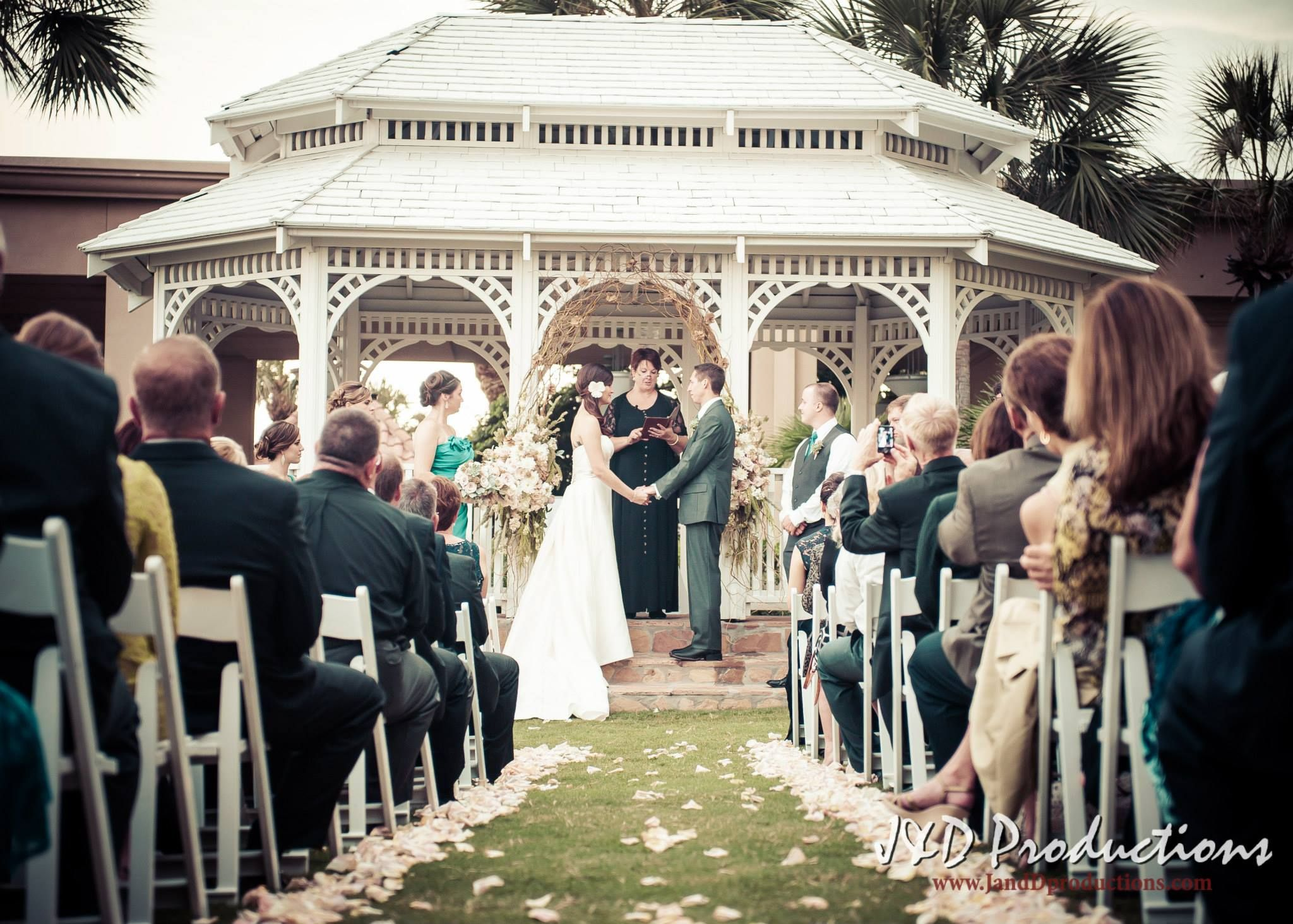 Erin And Andrew S Wedding At The San Luis Resort In Galveston Tx