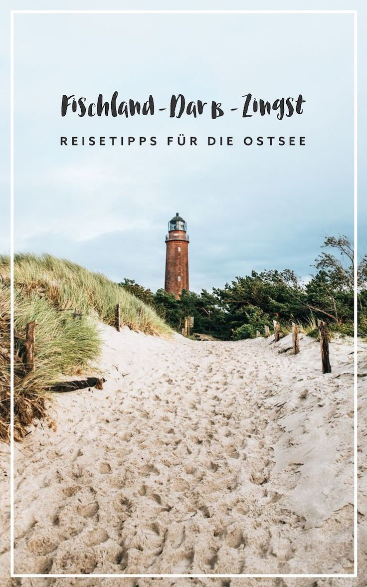 Photo of Holidays on the Baltic Sea: our tips for Fischland-Darß-Zingst …