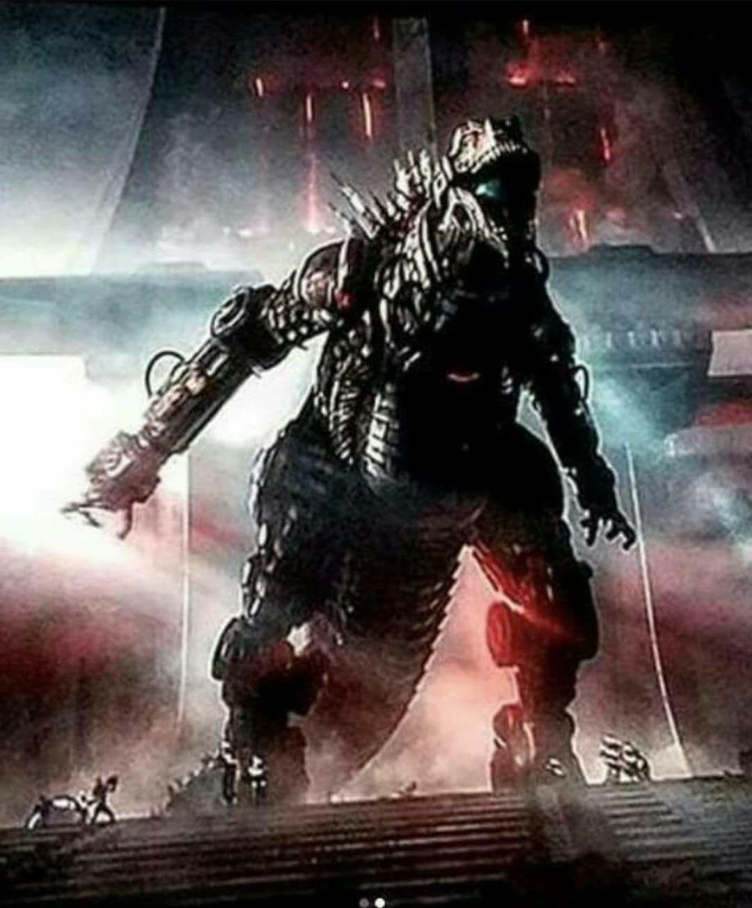 Mechagodzilla In The Movie Ready Player One Kaiju Monsters Giant Monster Movies Godzilla Franchise