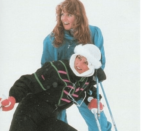 Sarah Ferguson and Princess Diana Their relationship in