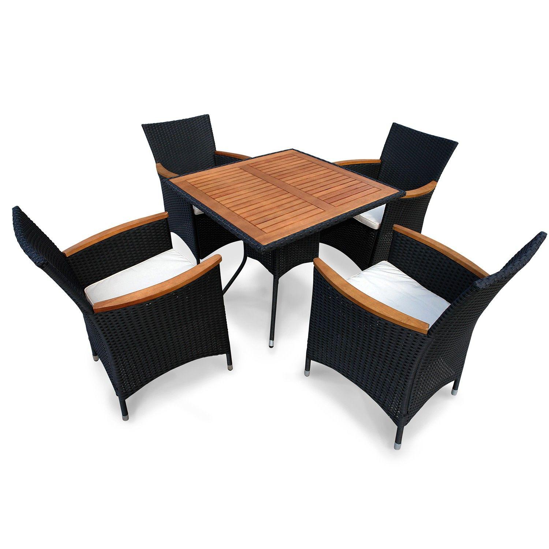 Gartenmobel Tisch Set In 2021 Tischset Gartenmobel Sets Gartenmobel