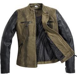 Photo of Jacken mit Lederärmeln für Frauen