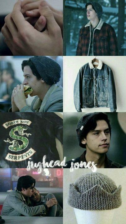 Riverdale Serpientes SureñasJughead Jones Capítulo 4