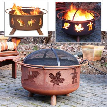 Great Canadian Fire Pit Costco 165