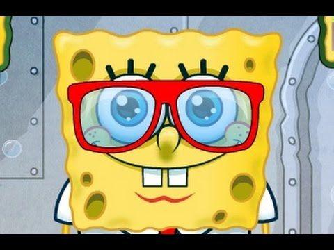 كرتون سبونج بوب اللعبة 11 نظارة سبونج بوب الجديدة كاملة 2015 Mario Characters Character Cartoon