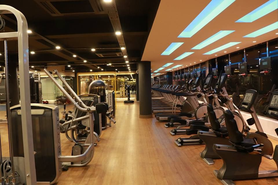 Burn gym has been recognized among the best gyms in