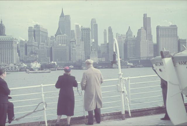 vintage everyday: 27 Rare and Amazing Photographs of New York City in 1938