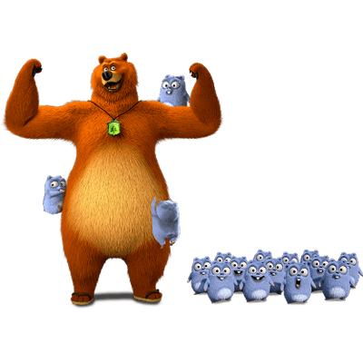 Free Download Grizzy And The Lemmings Transparent Png Image Clipart Picture With No Background At The Cartoon Wallpaper Hd Cute Cartoon Wallpapers Cartoon