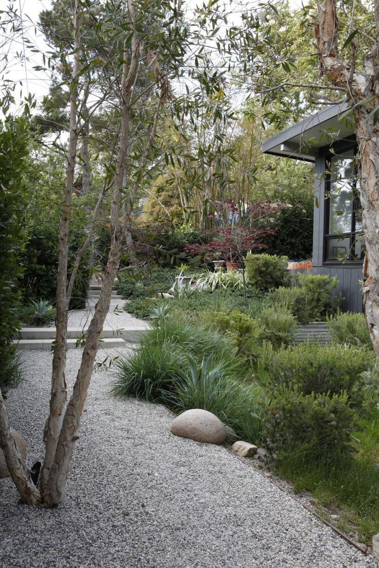 Hillside Garden, Coastal Gardens, Landscape Architecture Design, Flowers  Garden, Outdoor Spaces, Outdoor Living, Garden Design, Green Street, Garden  Ideas