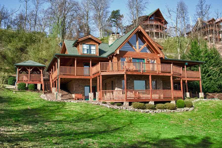 Ordinaire Lookout Lodge Great Cabins In The Smokies
