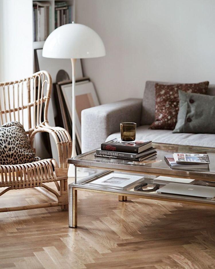 Panthella Floor Lamp In 2020 Interior Home My Scandinavian Home #small #living #room #lamp