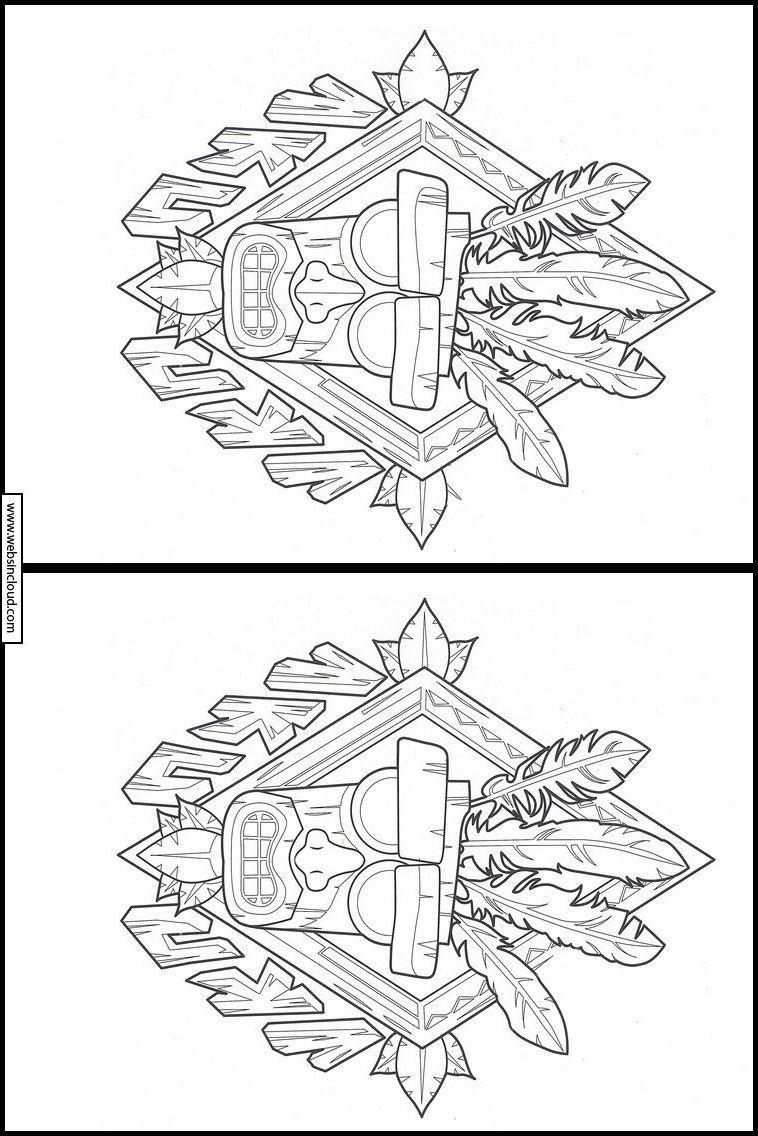 Crash Bandicoot 29 Finde die Unterschiede. Aktivitäten für Kinder