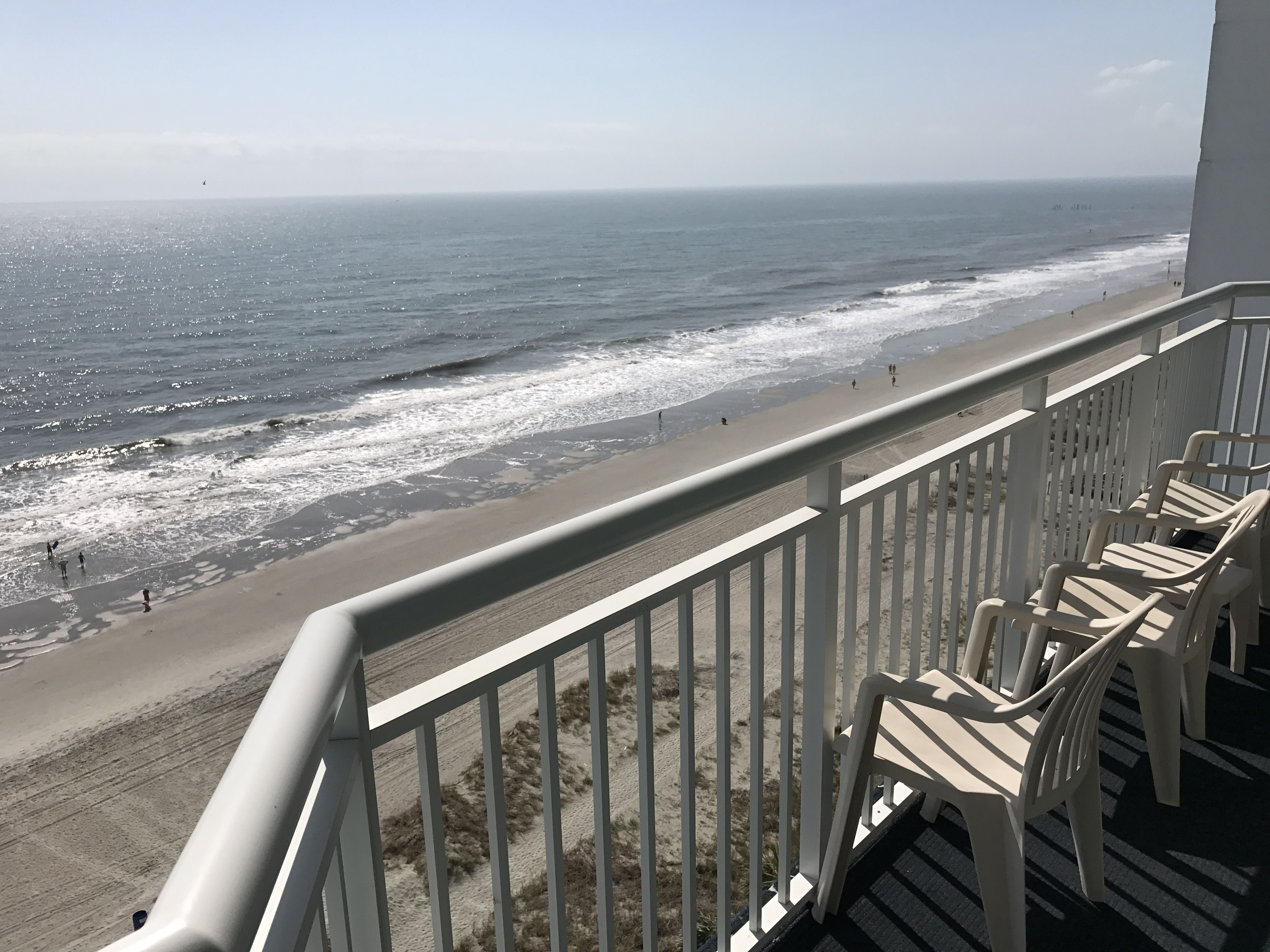 Could you live here? Oceanfront condo on the 10th floor