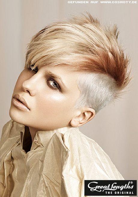 Undercut Kurzhaarfrisuren Rezepte Short Hair Styles Hair Und