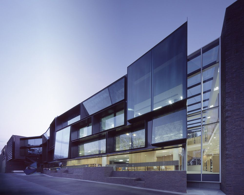 Modern Architecture Schools contemporary architecture : grammar school in melbournejohn
