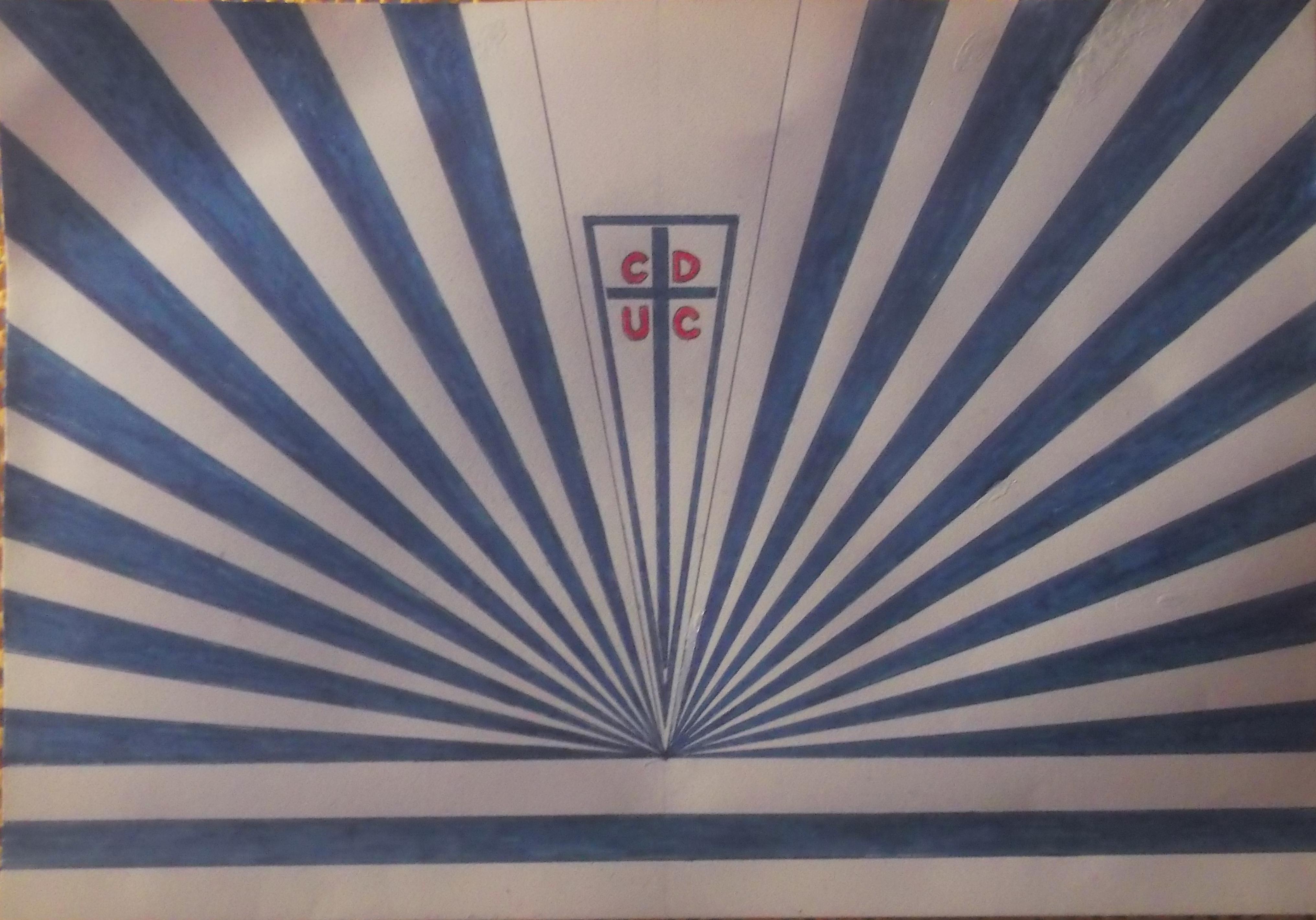 Escudo del Universidad Católica de Chile.