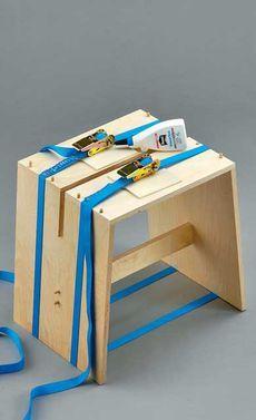 stapelhocker selber bauen werkstatt pinterest hocker. Black Bedroom Furniture Sets. Home Design Ideas