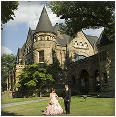 Buhl Mansion Castle Weddings Great Setting For Ceremony And Reception With Sleeping Arrangements