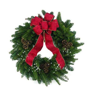 Wreath Oblong Christmas Decoration Advent flower arrangement Wood 11x15x50cm White-Grey