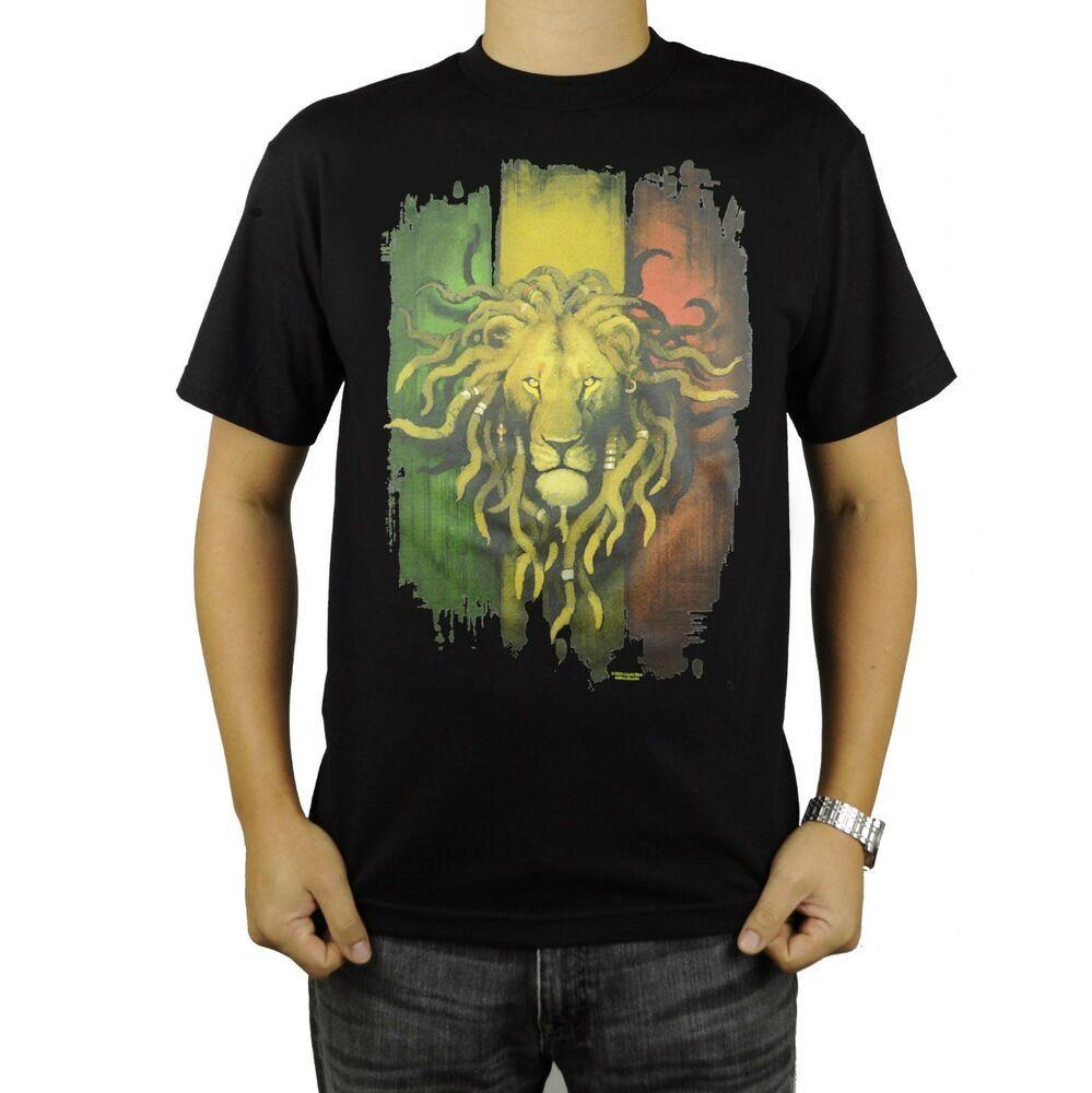 Adults Mens Tshirts T Shirt Top Short Sleeve Cotton Bob Marley Reggae Black Pop