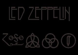 Led Zeppelin Logo Vector Free Vector Logos Download Led Zeppelin Logo Led Zeppelin Symbols Led Zeppelin