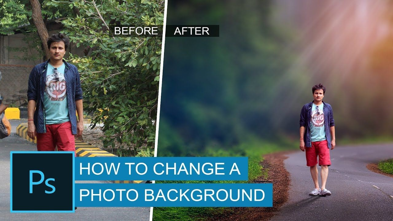 How to create Perfectly Blur Background in