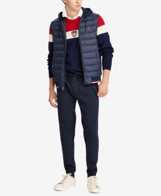 75fe8b1c9 Polo Ralph Lauren Men s Down-Paneled Vest
