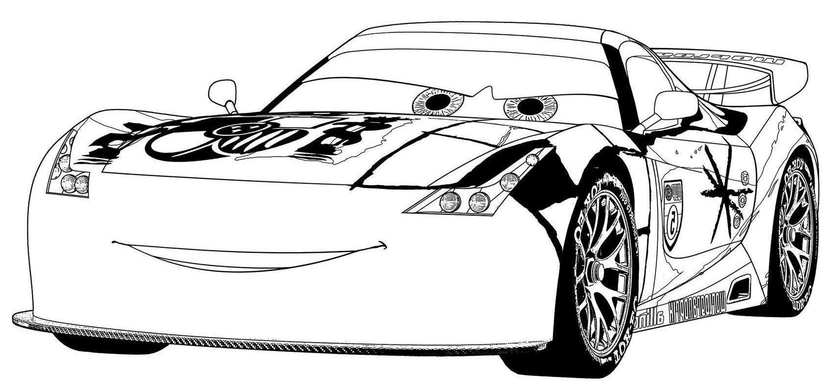 Rennauto Disney Cars Lightning Mcqueen E1529873911295 Rennen Ausmalen Disney Cars