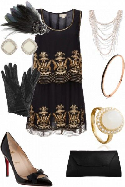 Downton Abbey Inspired Outfit Winner