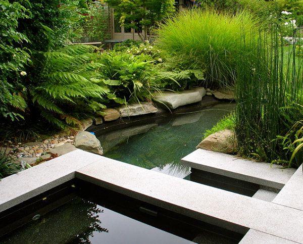 Garden Ponds Designs Concept Impressive Modern Garden Ponds Concept For Modern Living Segmented Garden . Decorating Inspiration