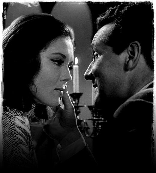 The Avengers - Steed and Mrs Peel... - I Love The Golden Oldies